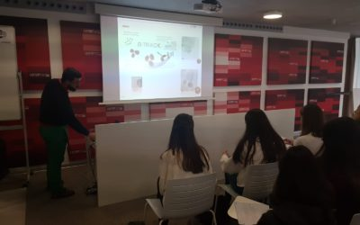 High School Students Discover Applications of Gold Nanoparticles Thanks to EscoLab